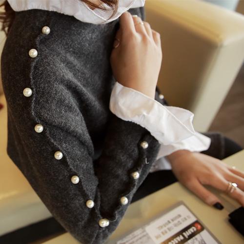 珍珠小禮服